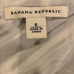 Banana Republic Dresses - ONLY WORN ONCE Banana Republic silk party dress!